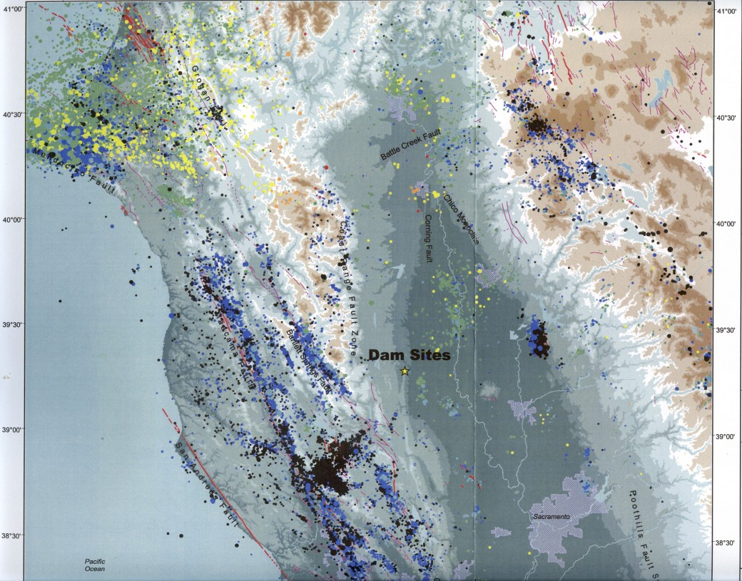 an analysis of seismic activity in california The closer you are to the convergence of two tectonic plates, the more likely you are to be impacted by seismic activity here in southern california, the junction the us geological survey last year completed an analysis of earthquake risks in california by community san bernardino was put at the top of.