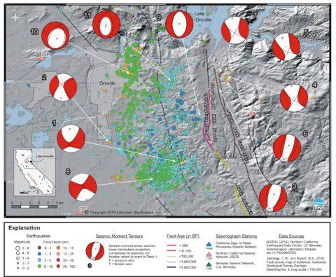 Reservoir-triggered-seismicity-oroville